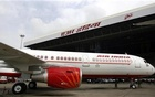 Air India's newly acquired Airbus A321 is on display at the tarmac of Mumbai airport Jul 30, 2007. Reuters
