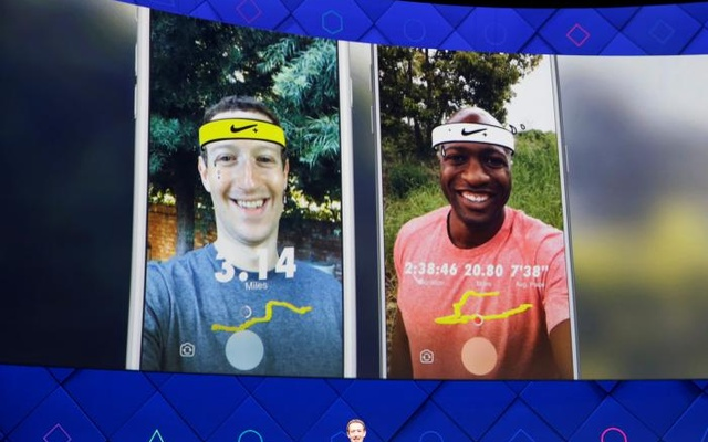Inspired by Pokemon Go, Facebook pushes augmented reality