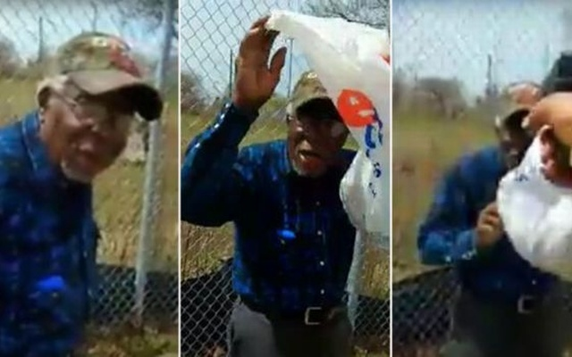 The video of shooting dead 74-year-old Robert Godwin Sr. was uploaded on Facebook by the suspect. Photo: Facebook/BBC