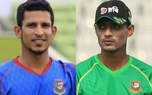 Bangladesh's Shafiul gets Champions Trophy nod