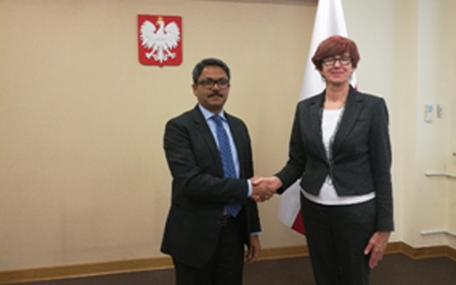 Bangladesh, Poland agree to work on migration and maritime economy sectors