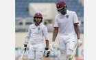 West Indies recover from early setback against Pakistan