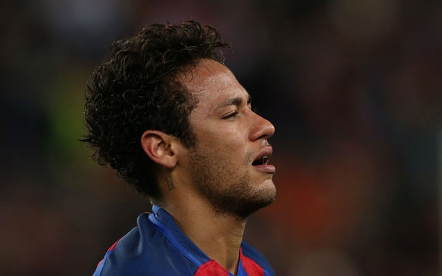 Neymar to miss Clasico, Barcelona confirm