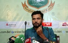 Bangladesh skipper Mashrafe's two mantras for winning Champion Trophy battles