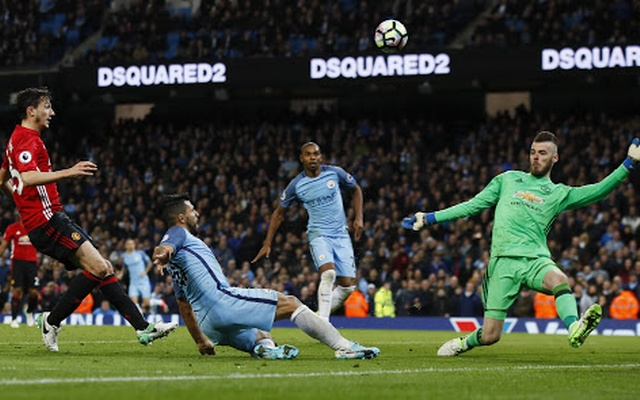 Yaya Toure sees Manchester power balance tilting firmly in favour of City