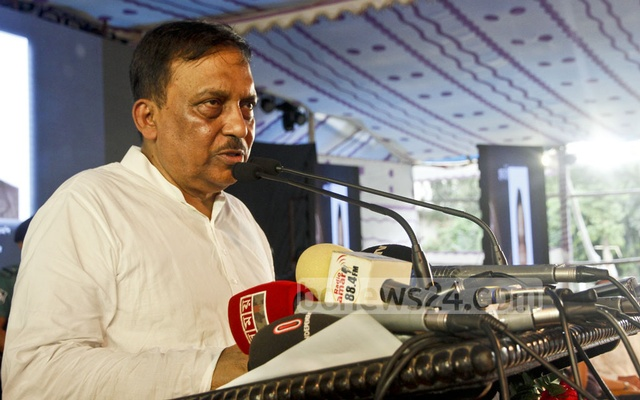 Home Minister Asaduzzaman Khan (File Photo)
