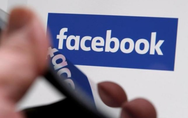 The Facebook logo is displayed on their website in an illustration photo taken in Bordeaux, France, February 1, 2017. Reuters