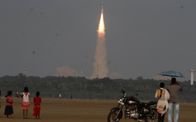 India to launch South Asia satellite Friday