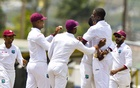 Windies bowl out Pakistan for 81 to win second Test