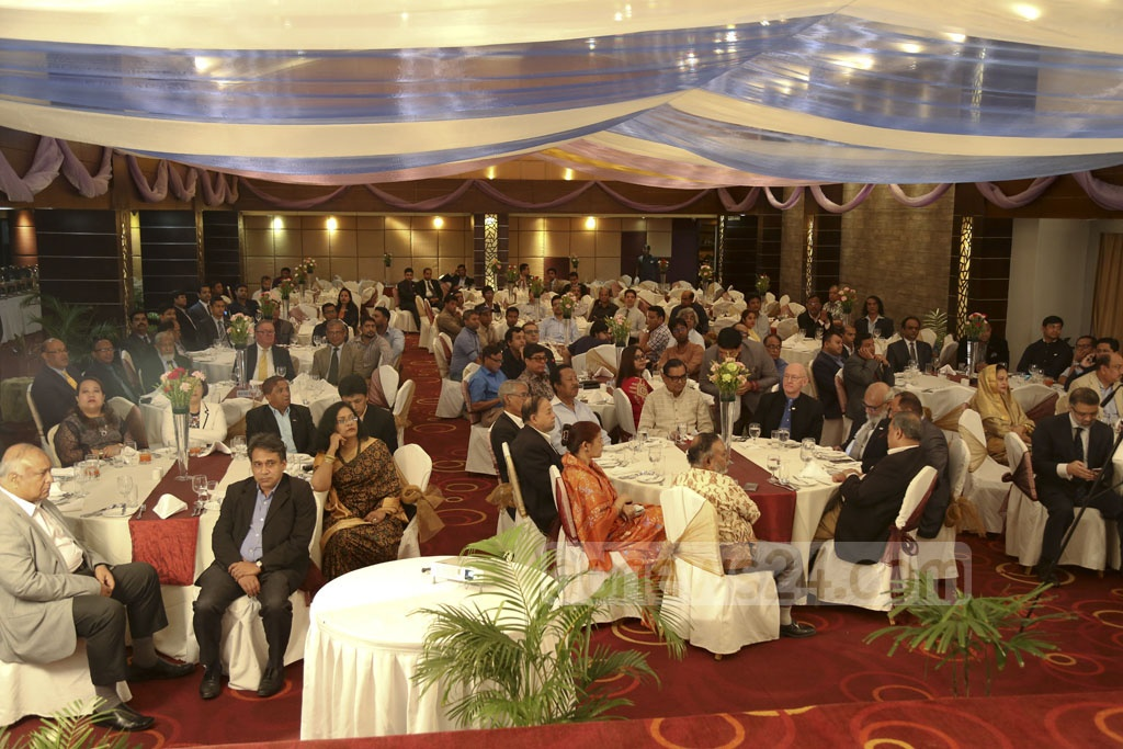 Guests attending the PATA Night 2017.