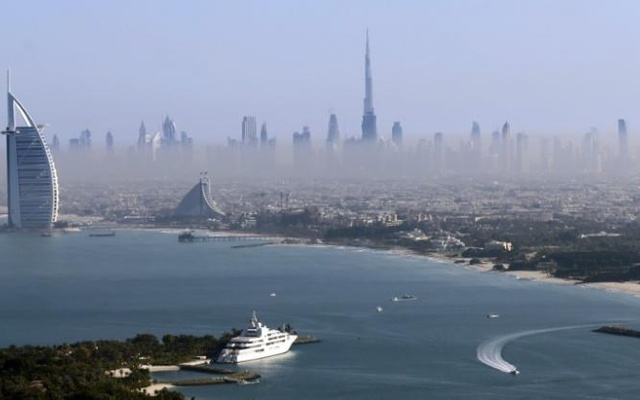 Around 4.6 million tourists visited Dubai during the first quarter, up by 11 percent compared to the same period of last year, according to Dubai Tourism data. Reuters file photo