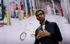 Google CEO Sundar Pichai speaks on stage during the annual Google I/O developers conference in San Jose, California, U.S., May 17, 2017. Reuters