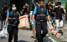 Bomb at hospital in Thailand wounds 24: police