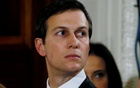 FILE PHOTO: White House Senior Advisor Jared Kushner listens during President Donald Trump's joint news conference with German Chancellor Angela Merkel in the East Room of the White House in Washington, March 17, 2017. Reuters