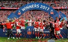 Arsenal deny Chelsea double as Ramsey seals FA Cup