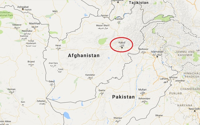 At least four dead after blast at afghan news agency offices in photo google maps gumiabroncs Choice Image