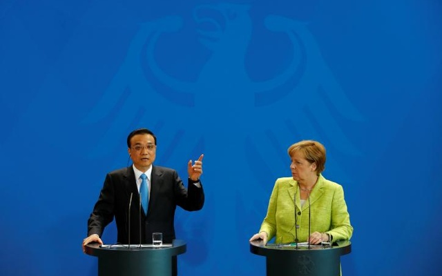 China, Germany pledge closer innovative partnership