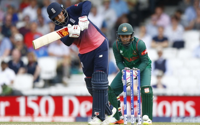 England's Chris Woakes ruled out of Champions Trophy