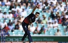 Woakes out of Champions Trophy with side strain
