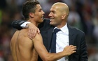I didn't score many, but some were important, says modest Zidane