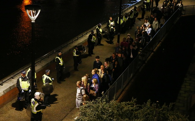 Six killed in terror attacks in London, 3 suspects shot dead