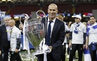 Zidane can stay at Real Madrid for life, says Perez