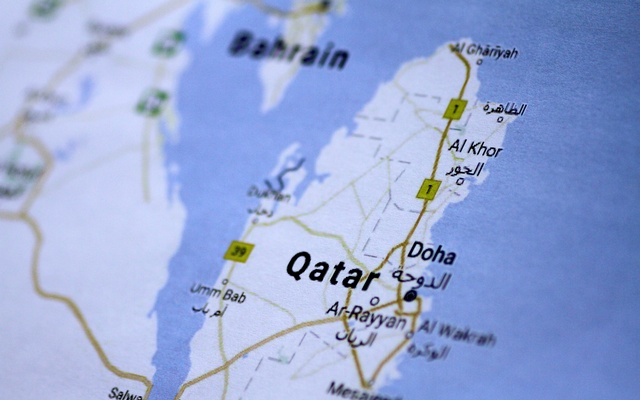 Saudi UAE Egypt Bahrain Cut Ties With Qatar Accuse It Of - Map of egypt and uae