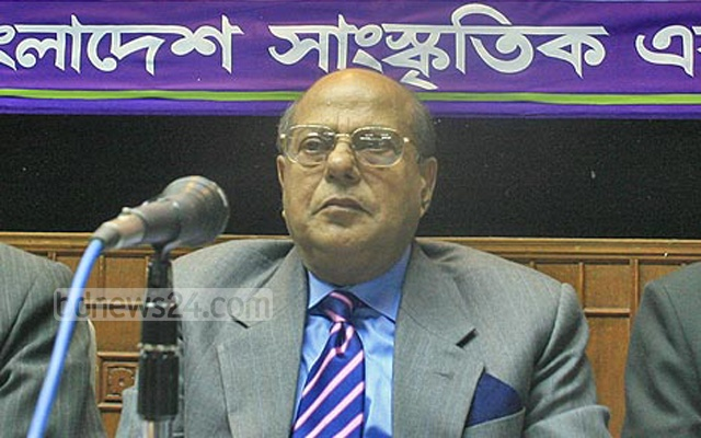 Justice Latifur Rahman served as the chief adviser to the caretaker government in 2001, when the Eighth Parliamentary Elections were held. File photo