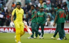 Rain rescues Bangladesh hopes after Australia tie washout