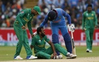 Pakistan's injured Wahab Riaz ruled out of Champions Trophy