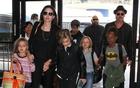 Jolie's new neighbours 'unhappy'