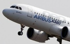 FILE PHOTO: The Airbus A320neo (New Engine Option) takes off during its first flight event in Colomiers near Toulouse, southwestern France, September 25, 2014. Reuters
