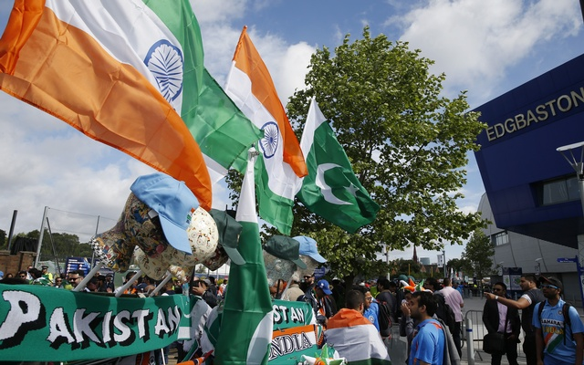 Cricket between the neighbours and rivals has been limited because of their longstanding political problems. Reuters