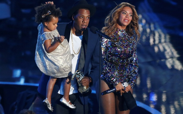 Beyonce, and rapper and music producer Jay Z, already have a five-year-old daughter, Blue Ivy. Reuters file photo