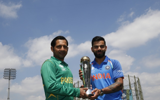 Pakistan create history, thrash India in Champions Trophy final
