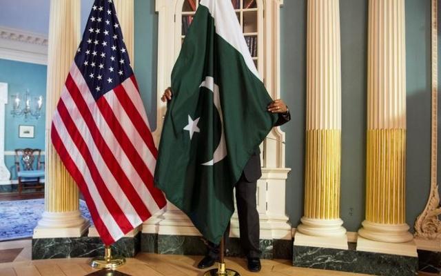 Relations with Washington have been strained for years over Islamabad's alleged support for Haqqani network militants, who are allied with the Afghan Taliban. Reuters file photo