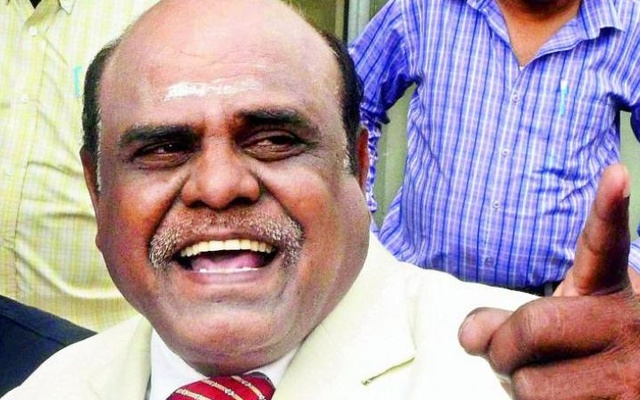 On the run for over a month, Justice Karnan arrested in Coimbatore