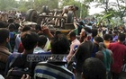 The helper took the steering as the driver went for a nap. The cement-laden truck carrying 34 passengers turned turtle at Pirganj in Rangpur on Saturday killing 16 people and maiming or injuring a dozen others. The victims were part of the millions of home-bound Eid passengers rushing for the roots to enjoy the festival with their loved ones.