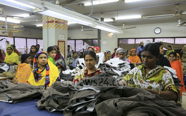 Wages in Bangladesh may rise 10% in 2019: Survey - bdnews24 com