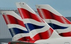 British Airways logos are seen on tailfins at Heathrow Airport in west London, Britain May 12, 2011. Reuters File Photo