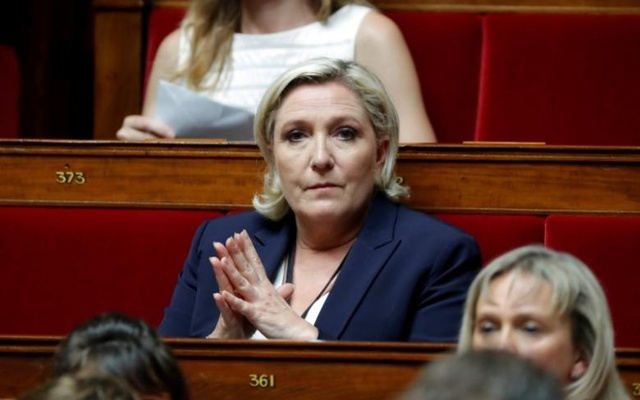 France's Marine Le Pen Target Of Fraud Investigation