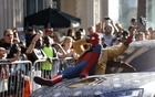 Spider-Man swings into Marvel Universe for latest film