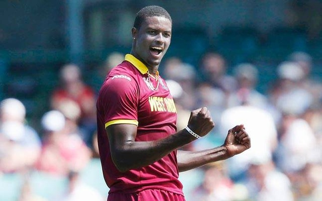 File photo: West Indies all-rounder Jason Holder, REUTERS