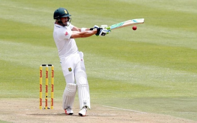 Du Plessis to miss first Test after wife's 'difficult' birth