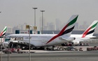 File Photo: Emirates aircraft are seen at Dubai International Airport, United Arab Emirates May 10, 2016. Reuters