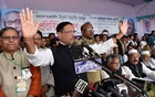 AL working on strategies to win 'difficult' election, Quader says