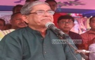 BNP leader Mirza Fakhrul weeps again during speech