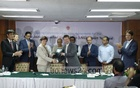 Deal signed to finance $179.50 million for Bangladesh's first LNG terminal