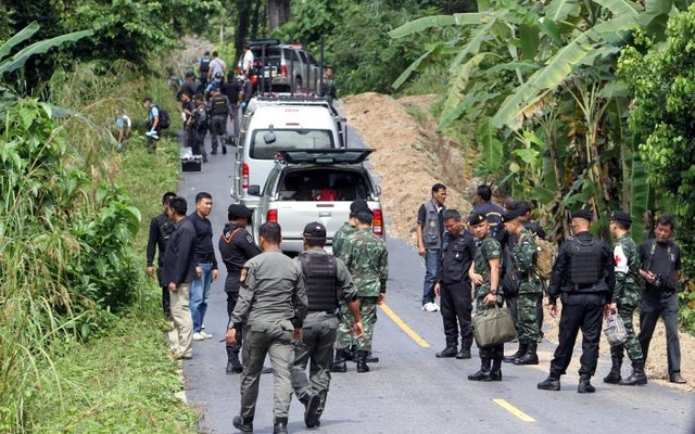 Eight in family killed 'execution style' in Krabi