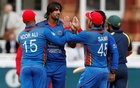 Rain spoils Afghanistan's big day at Lord's